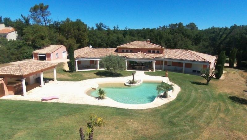 Deluxe sale house / villa Brignoles 1180000€ - Picture 1