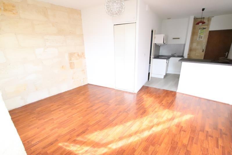 Vente appartement Bordeaux 177000€ - Photo 2