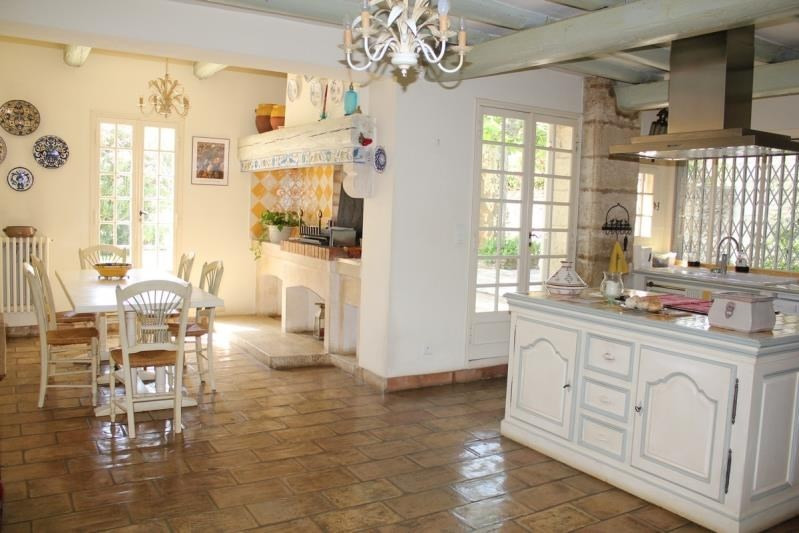 Vente de prestige maison / villa Aramon 740 000€ - Photo 8