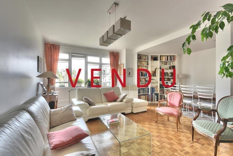 Vente de prestige appartement St cloud 779000€ - Photo 1