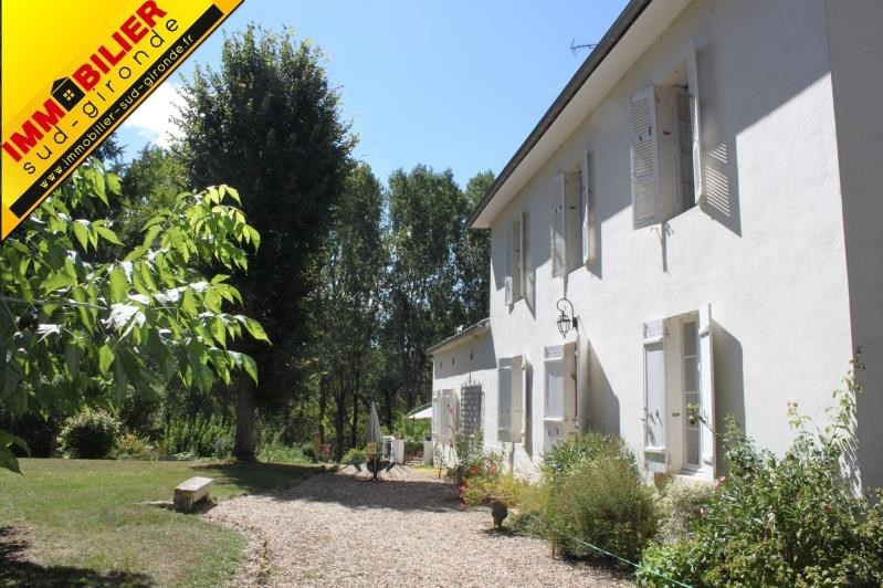 Sale house / villa Langon 451 500€ - Picture 1