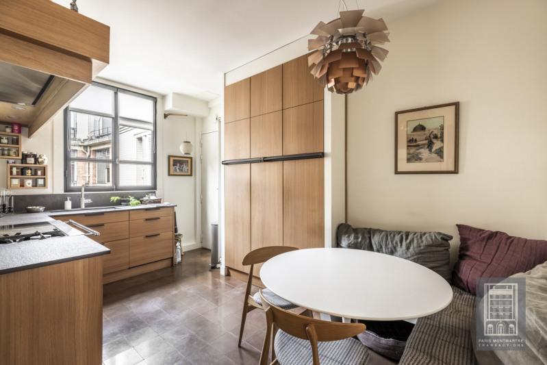 Deluxe sale apartment Paris 18ème 1820000€ - Picture 5