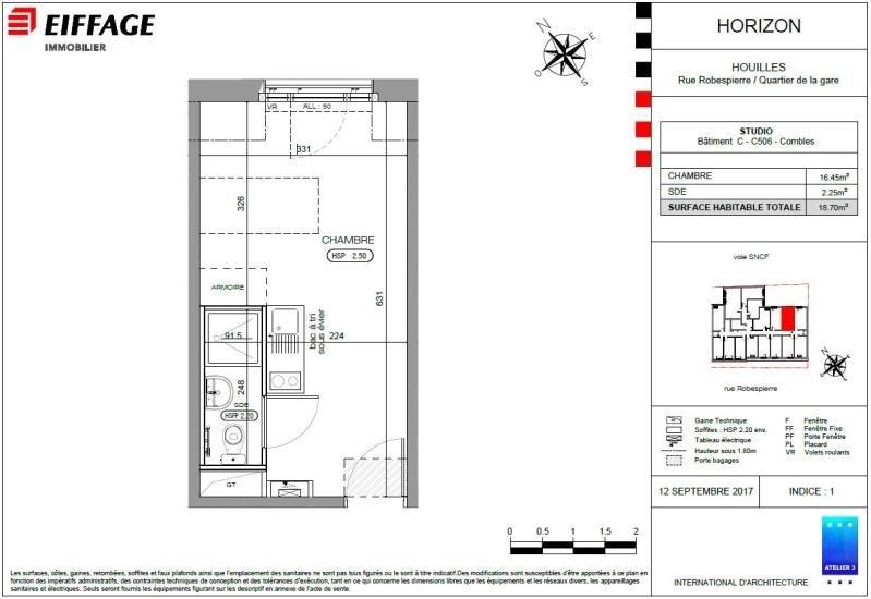 Investimento apartamento Houilles 153127€ - Fotografia 2