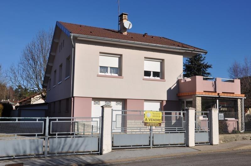 Vente maison / villa Martignat 219000€ - Photo 1