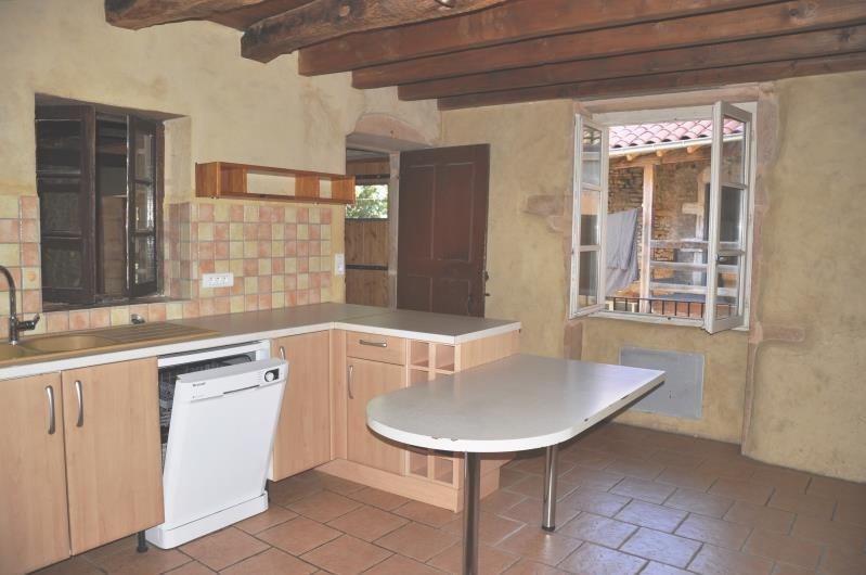 Vente maison / villa Liergues 225000€ - Photo 3