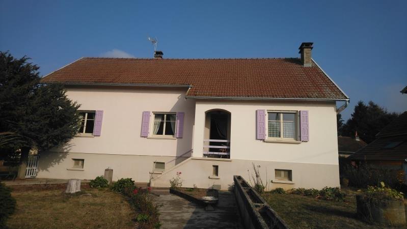 Sale house / villa Dampierre sur linotte 169000€ - Picture 1