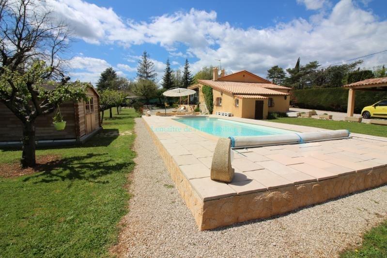 Vente maison / villa Saint cezaire sur siagne 485000€ - Photo 4