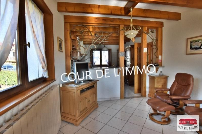 Sale house / villa Burdignin 385 000€ - Picture 6