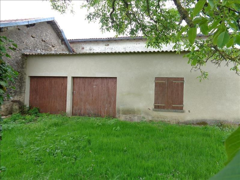 Vente maison / villa Souvigne 187200€ - Photo 8