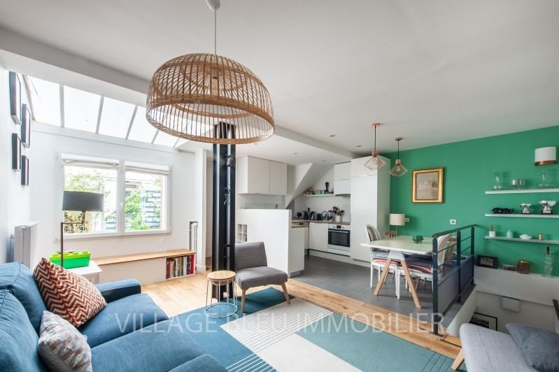 Vente maison / villa Asnieres sur seine 580000€ - Photo 2