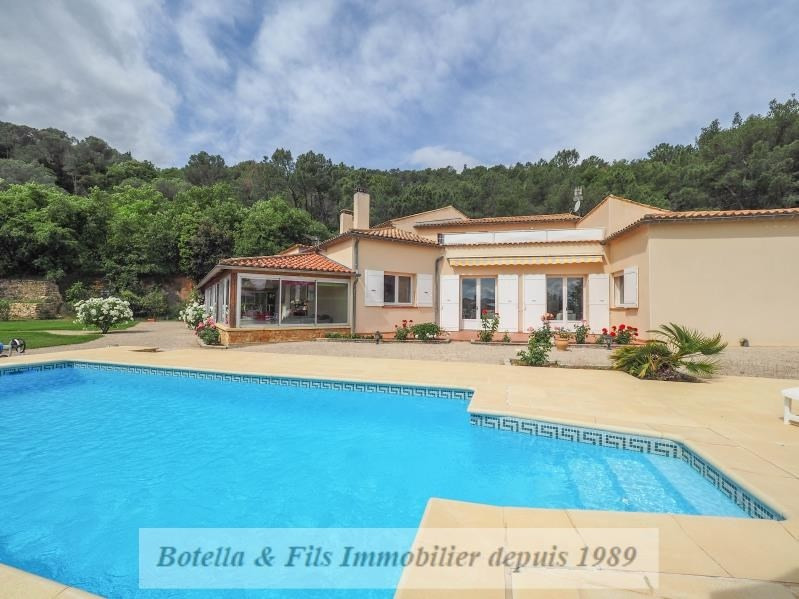 Venta de prestigio  casa Bagnols sur ceze 532000€ - Fotografía 2