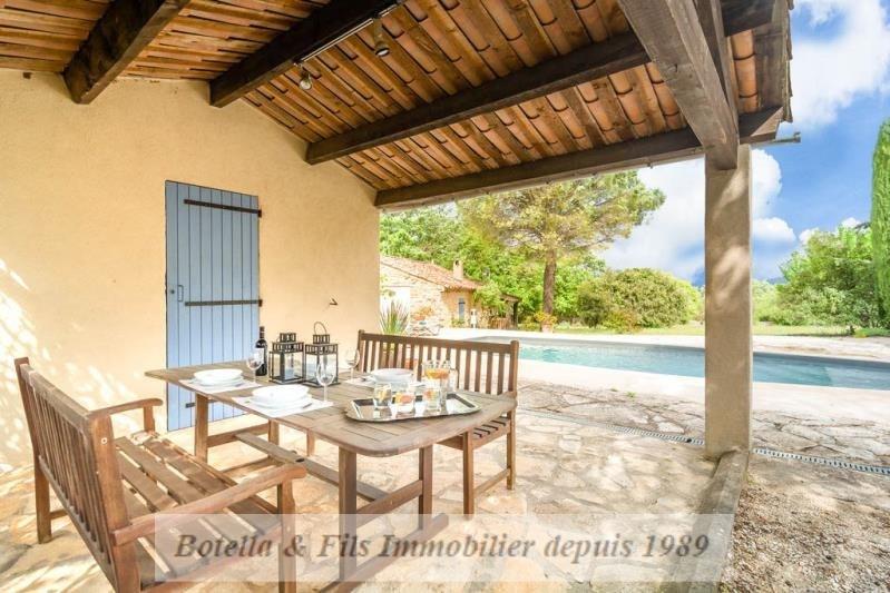 Deluxe sale house / villa Barjac 498000€ - Picture 16