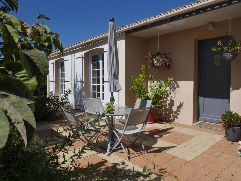 Vente maison / villa Chateau d'olonne 297500€ - Photo 1