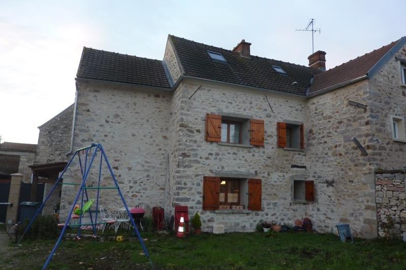 Sale house / villa Crepy en valois 219000€ - Picture 1