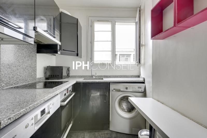 Sale apartment Paris 16ème 989000€ - Picture 8