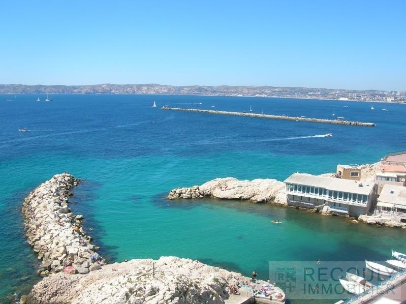 Vente de prestige appartement Marseille 7ème 650000€ - Photo 4