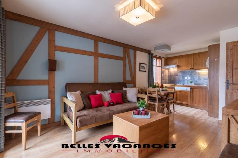 Vente appartement St lary soulan 141750€ - Photo 1