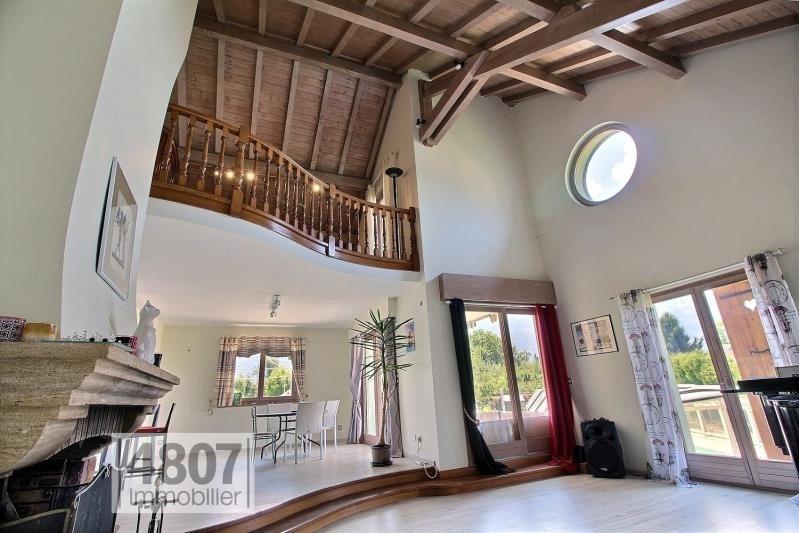 Vente de prestige maison / villa Thyez 550000€ - Photo 1