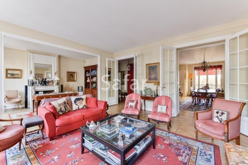 Vente de prestige appartement Paris 16ème 2295000€ - Photo 3