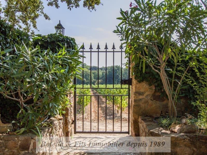 Verkoop van prestige  huis Uzes 495000€ - Foto 13