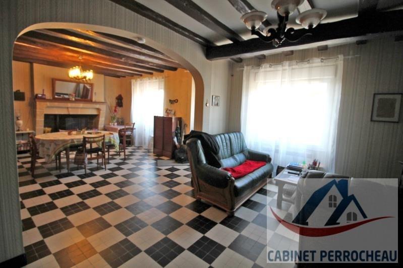 Sale house / villa Chanceaux sur choisille 115000€ - Picture 2