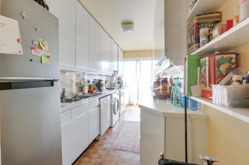 Vente de prestige appartement Paris 15ème 1030000€ - Photo 8