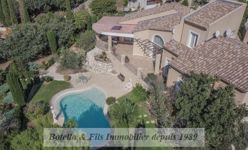 Verkoop van prestige  huis Uzes 749000€ - Foto 3