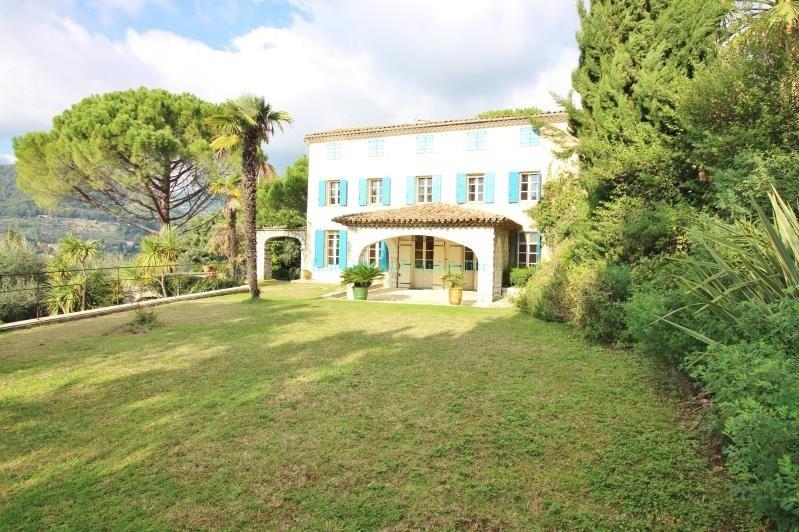 Vente de prestige maison / villa Grasse 995000€ - Photo 13