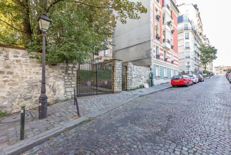 Vente appartement Paris 18ème 345000€ - Photo 3