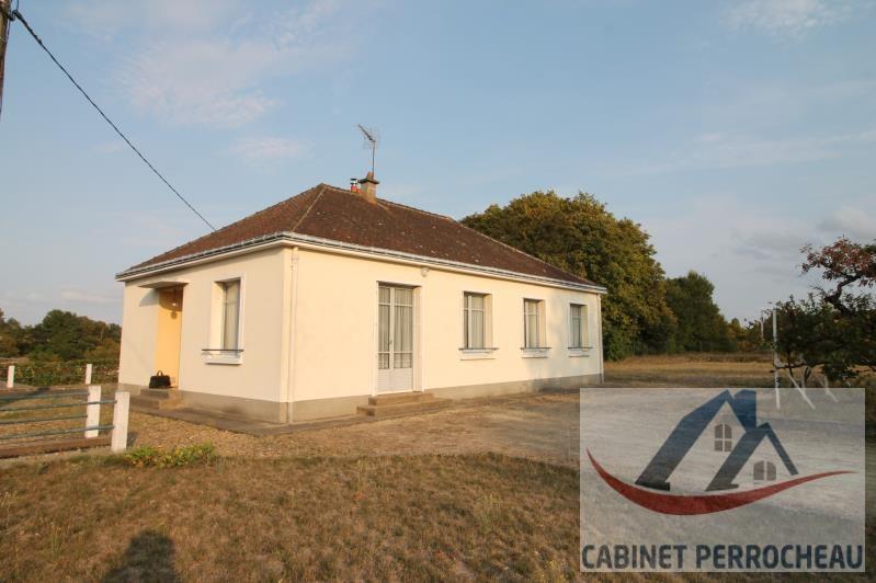 Sale house / villa La chartre sur le loir 99700€ - Picture 7
