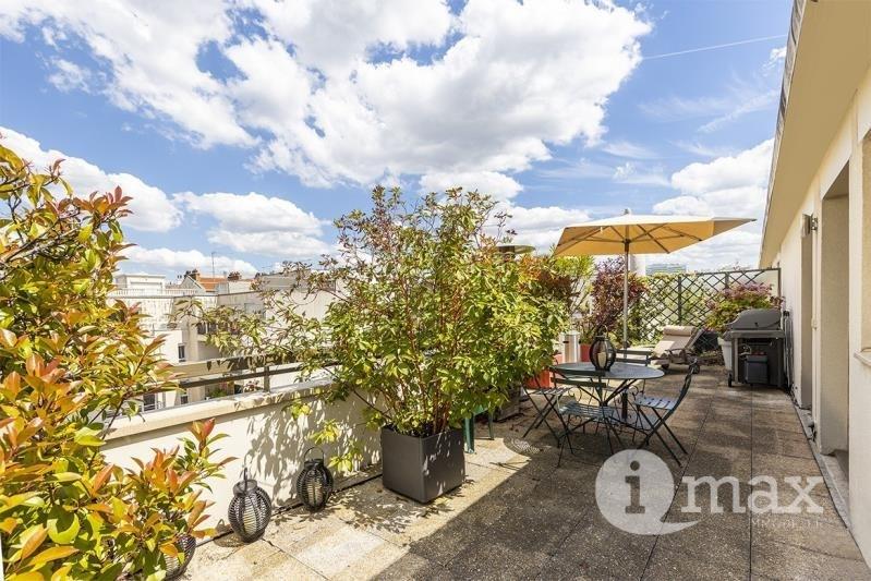 Vente appartement Levallois 839000€ - Photo 4