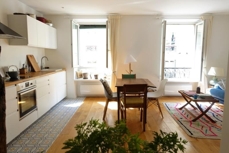 Vente appartement Paris 18ème 475000€ - Photo 6