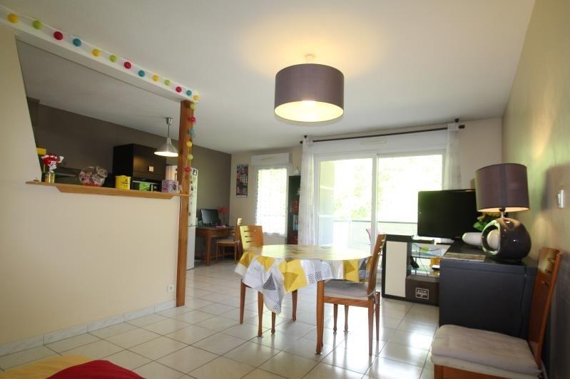 Verkoop  appartement La motte servolex 204000€ - Foto 2