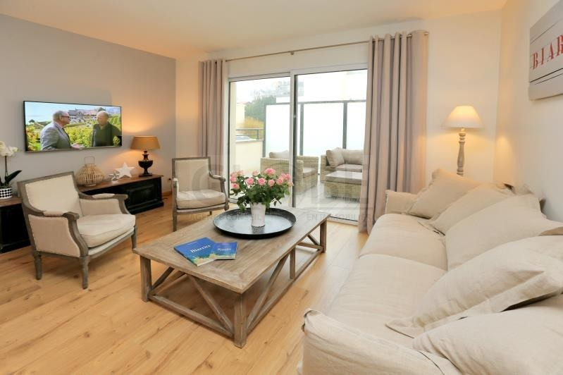 Vente de prestige appartement Biarritz 740000€ - Photo 7