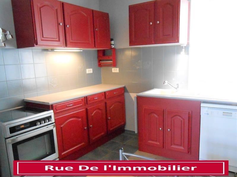 Sale house / villa Niedermodern 178000€ - Picture 4