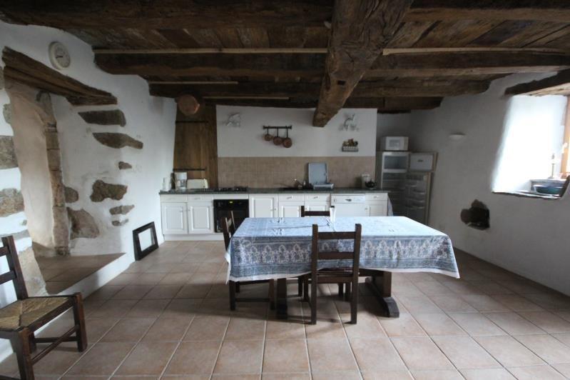 Sale house / villa Lunac 125000€ - Picture 2
