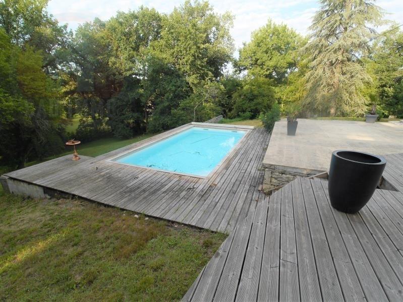 Sale house / villa Lunas 367000€ - Picture 7
