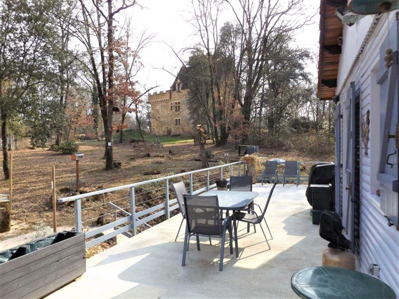 Vente maison / villa Castelnaud-la-chapelle 244000€ - Photo 2