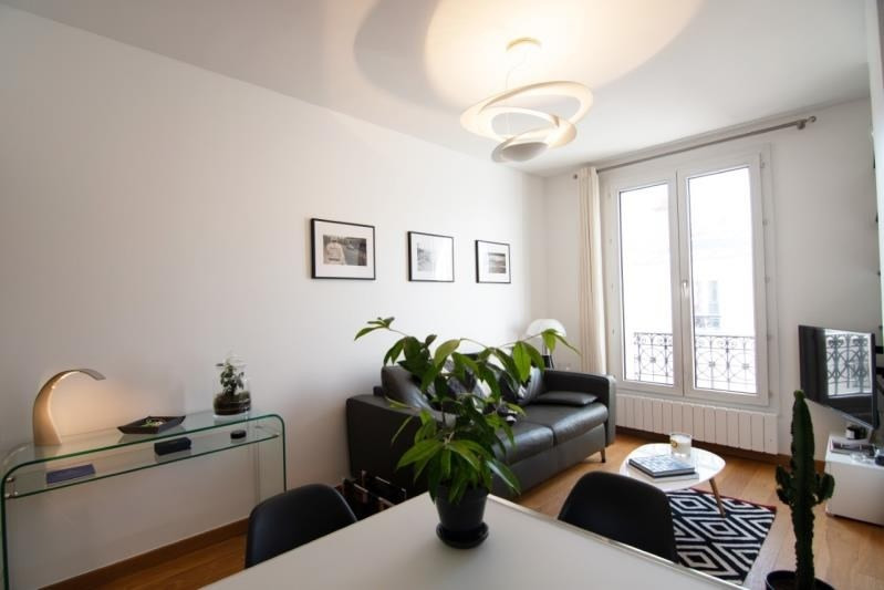 Rental apartment Levallois 1395€ CC - Picture 1