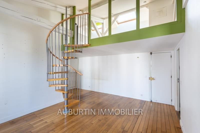 Vente appartement Paris 18ème 520000€ - Photo 8