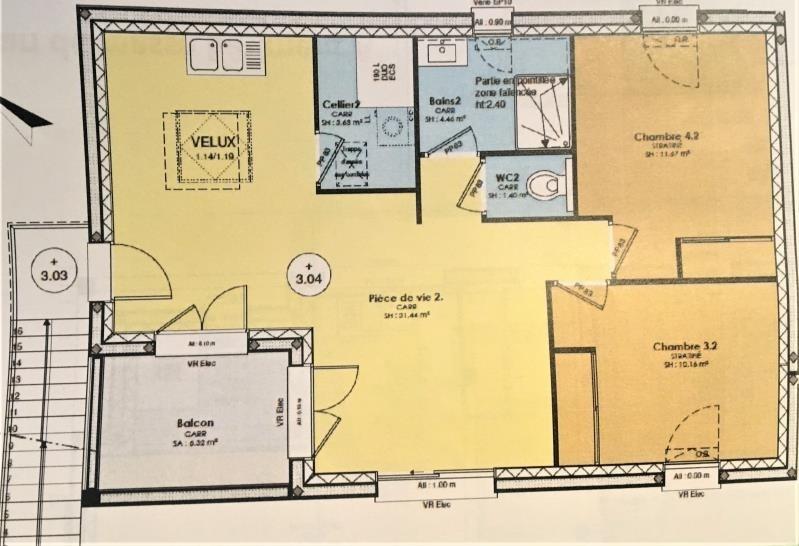 Sale apartment St brevin l ocean 194900€ - Picture 2