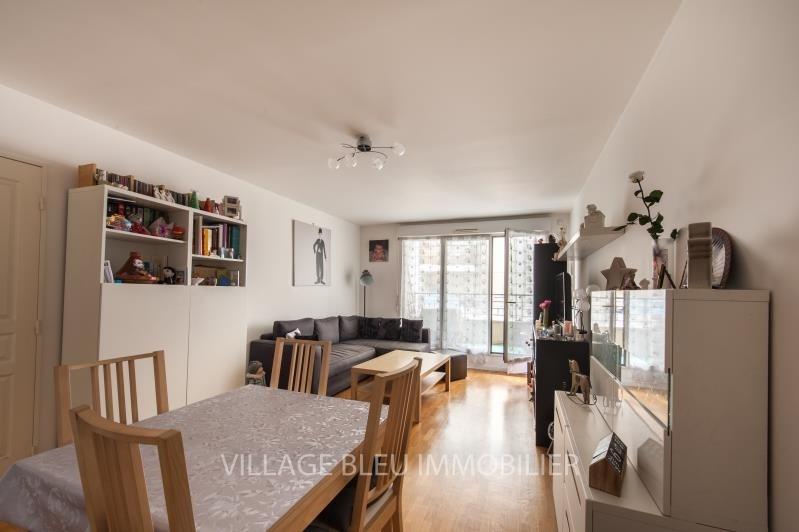 Sale apartment Asnieres sur seine 373500€ - Picture 2