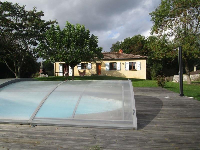 Vente maison / villa Mussidan 212000€ - Photo 2