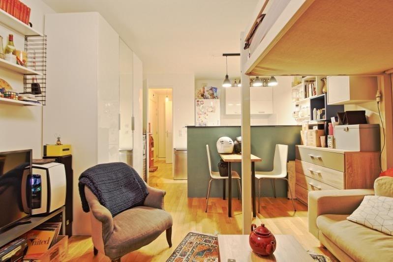 Sale apartment Paris 20ème 284000€ - Picture 4