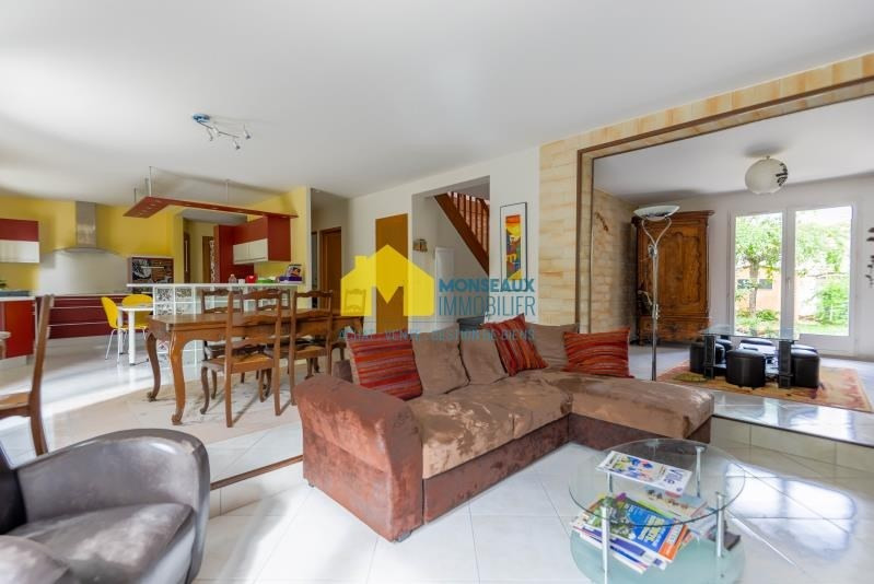 Vente maison / villa Ballainvilliers 435000€ - Photo 1