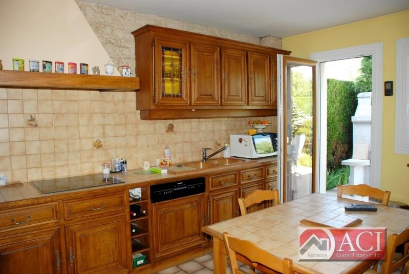 Vente maison / villa Montmagny 365000€ - Photo 2