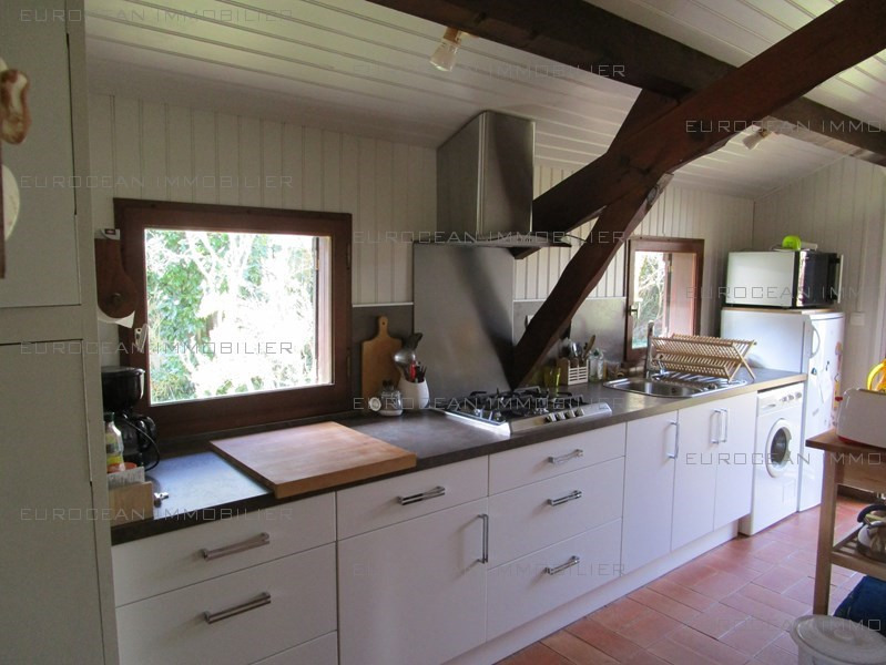 Vacation rental house / villa Lacanau 545€ - Picture 3