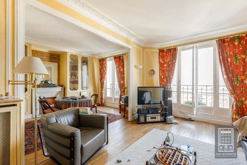 Vente de prestige appartement Paris 18ème 1 570 000€ - Photo 5