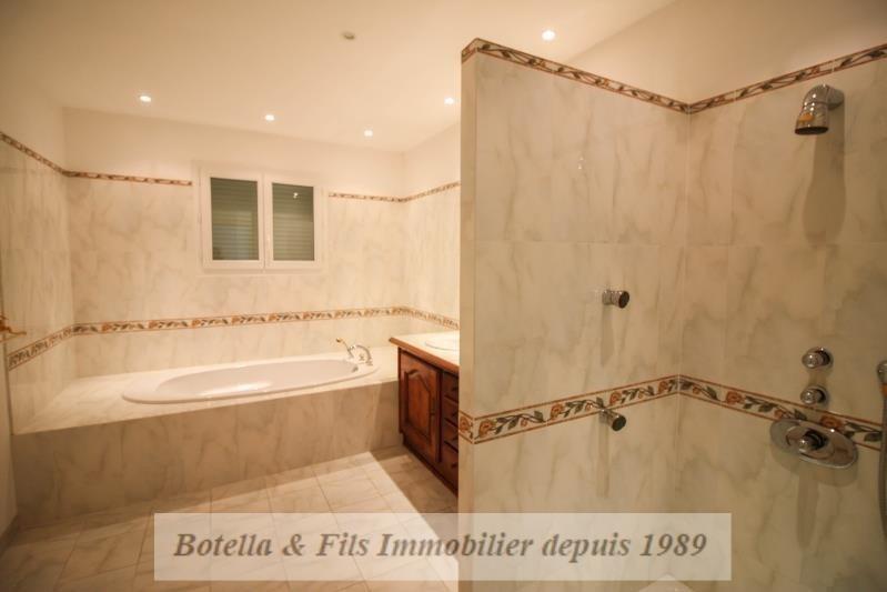 Vente de prestige maison / villa Uzes 625000€ - Photo 7