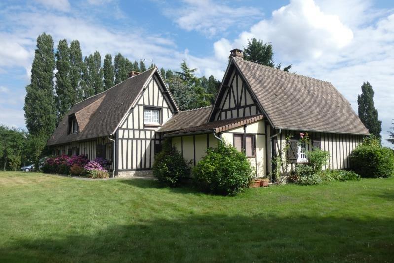 Sale house / villa La barre en ouche 380000€ - Picture 4
